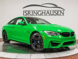 dark green bmw this 2016 bmw m4 in signal green is a beauty