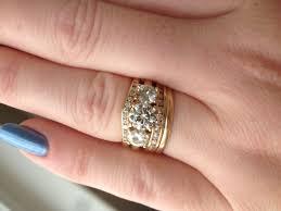 stackable wedding rings stacking wedding bands weddingbee
