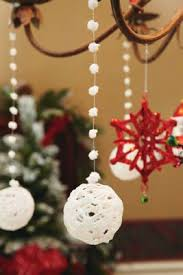 37 best yarn ornaments images on ornaments