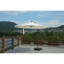Patio Umbrella Cantilever Patio Umbrellas Shades For Less Overstock