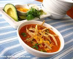 cooking light chicken tortilla soup soup monster recipes light chicken tortilla soup recipes