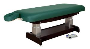 oakworks electric massage table oakworks performa lift electric spa table