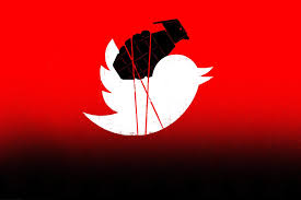 Red And White Flag With A Cross How Twitter Is Changing Modern Warfare The Atlantic