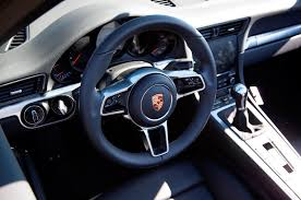 porsche steering wheel 5 things to know about the 2017 porsche 911