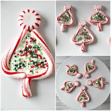 candy cane christmas trees princess pinky christmas ideas