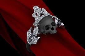 Skull Wedding Rings by Gothic Engagement Rings Designs U0026 Inspiration Durham Rose