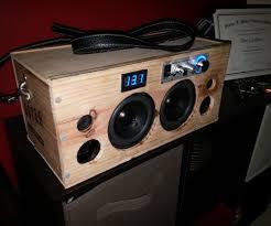 Diy Speaker Box Schematics Portable Bluetooth Speaker Boombox 6 Steps