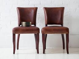 Colored Leather Dining Chairs Furnitures Leather Dining Chair Lovely Cream Leather Dining Chair