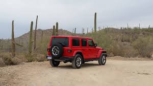 first drive there u0027s a completely new jeep wrangler for 2018