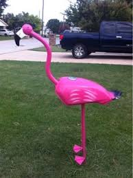 metal flamingo yard by refunction123 on etsy 79 99 eric