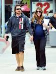 Image Christian Bale and wife Sibi Picture