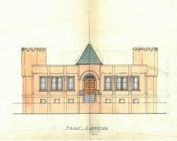 boathouse dean crescent stirling 1906