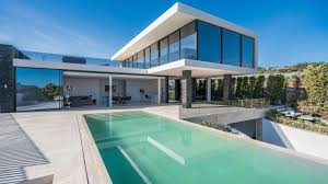 Modern Villas by New Modern Villa In Nueva Andalucia Marbella Spain Youtube