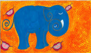 Blind Men And The Elephant Poem Dharma 101 At The United Church Of Christ