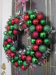 gorgeous wreaths for front door home accents ideas ornaments christmas wreaths for front door