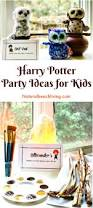 the best harry potter party ideas and printables for kids