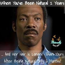 Natural Hair Meme - 20 more hilarious hair inspired memes