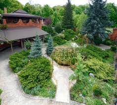 Bushes For Landscaping Bushes Landscaping Beautiful Landscape Design Garden Path With