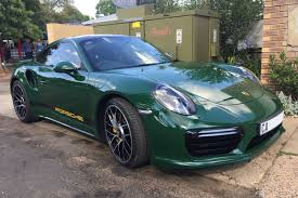 irish green porsche exoticspotsa week 49 2017