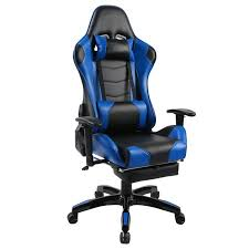 Recliner Computer Chair Andeworld Ergonomic Racing Gaming Chair Swivel Office Chairs