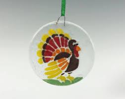 turkey ornament etsy