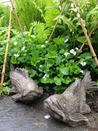 on garden ornamentation snug harbor farm