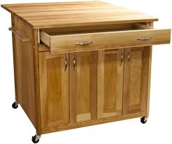 kitchen oak kitchen island small kitchen island on wheels