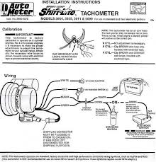 autometer phantom tach wiring diagram autometer wiring diagrams