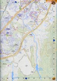Post Ww2 Map Lam Tei Quarry Connections With Post Ww2 Proposed Ping Shan