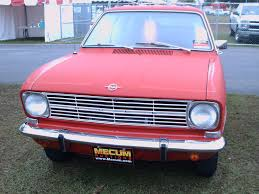 opel pink opel kadett l two door station wagon red