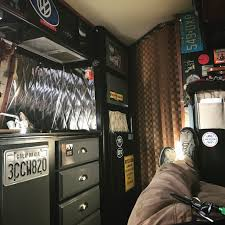 need some ideas for the bathroom door in my van anyone ever paint