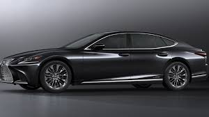 2018 lexus ls 500h is for the eco conscious luxury saloon buyer