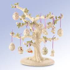 lenox easter miniature tree ornaments set of 12 eggs