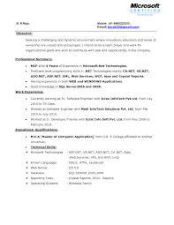 Sample Server Resume by Best Server Resume Resume For Your Job Application