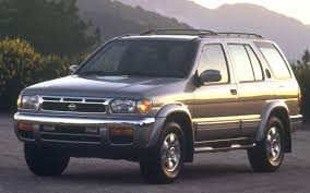 nissan terrano 1999 looking back a history of the nissan pathfinder truck trend