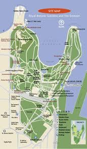 Domain Austin Map by Sydney Botanic Gardens Map Royal Botanic Gardens Sydney Map
