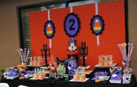 mickey halloween birthday party photo album halloween ideas