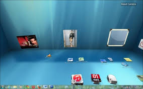 cr r un raccourci sur le bureau bureau 3d windows 7 fonds d 39 cran windows 7 maximumwallhd
