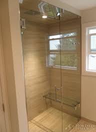 barrier free curbless rain shower coquittlam modern