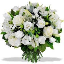fleurs blanches mariage fleurs mariage bouquet de mariée et compositions 123fleurs