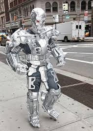 Terminator 2 Halloween Costume Unforgettable Halloween Costumes