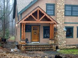 Hamill Creek Timber Homes Sugarloaf Timberframe Constuction Timber Frame Front Porch Passive Solar