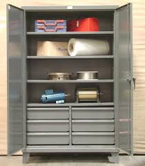 Heavy Duty Storage Cabinets Kingcab Heavy Duty Storage Cabinets With Drawers Lower Half
