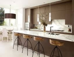 Counter Kitchen Furniture Upholstered Bar Stools Counter Height For Kitchen