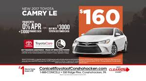 lexus new car roadside assistance 160 month camry u0026 186 month rav4 at conicelli toyota of