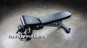 best fitness fid bench rep fitness fid bench assembly instructions youtube