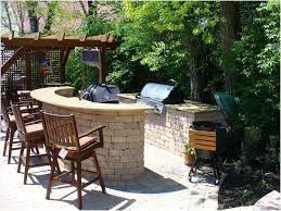 backyard bbq bar ideas backyard fence ideas