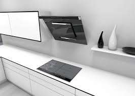 hotte de cuisine design la gamme black chrome de küppersbusch inspiration cuisine le