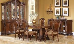 Traditional Dining Room Tables Formal Dining Room Furniture The Dump America S Furniture Outlet
