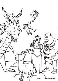 donkey coloring pictures for kids coloring pages kids